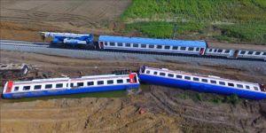 Tren kazasının detayları bilirkişi raporunda