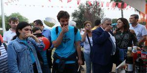 Adana Lezzet Festivali'ne acılı Çin yemekleri damga vurdu
