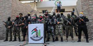 Filistinli gruplardan ortak tepki