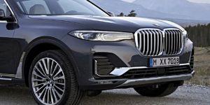 BMW'nin yeni canavarı 2019 X7 tanıtıldı