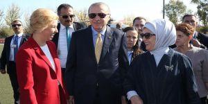 Erdoğan, Gagavuzya'da