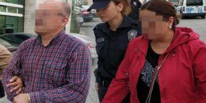 Karı-koca gözaltına alındı