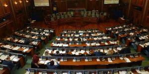 Kosova Meclisi'nden ordunun kurulmasına yeşil ışık