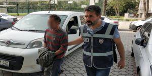 Çocuğa cinsel istismara bir tutuklama