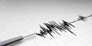 4.1'lik deprem
