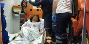 16 yaşındaki Iraklı kız kendini bıçakladı