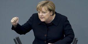 Merkel böyle uyardı