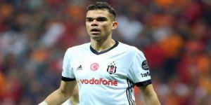 Pepe gidiyor golcü geliyor