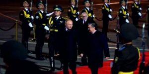 Putin, Özbekistan'da
