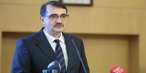 Bakanı Dönmez'den 'yaptırım' açıklaması