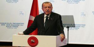 Erdoğan: Ellerini ovuşturanlar hüsrana uğradı