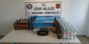 Alkol ve sigara kaçakçılığı