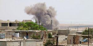 Cami saldırısında 16 sivil öldü