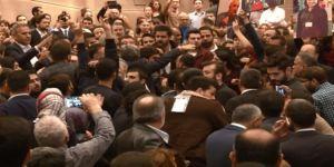 Baro başkanlığı seçiminde kavga çıktı