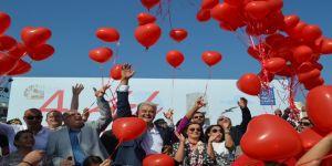 Aşk Festivali'ne yoğun ilgi