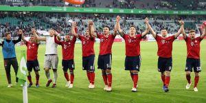 Bayern Münih 3 hafta sonra kazandı