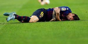Messi, El Clasico'yu kaçıracak