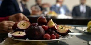 'İçi ve dışı kırmızı elma' tescil yolunda
