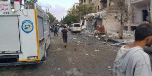 İdlib'de patlama: 3 ölü