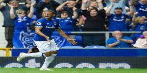 Everton'da perdeyi Cenk Tosun kapattı