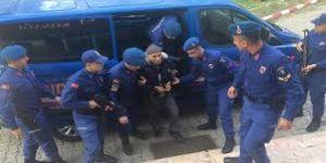 Ağaç kesme tartışmasında yeğenini öldüren zanlı tutuklandı