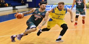 Basketbol Şampiyonlar Ligi: Ventspils: 86 - Banvit: 80