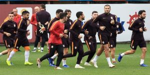 Galatasaray, Avrupa'da 274. randevuda