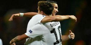 Juventus, Manchester United'ı mağlup etti