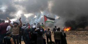 17 yaşındaki Filistinli şehit oldu!