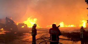 3 fabrikada yangın