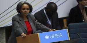 Etiyopya'da ilk kadın cumhurbaşkanı