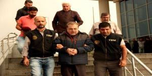 Terör operasyonunda emekli binbaşı tutuklandı