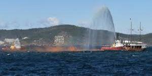 Bin 500 Türk, Yunan adalarında mahsur kaldı