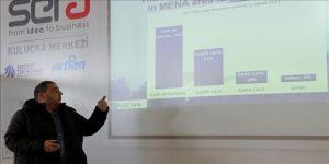 Filistinli girişimcilerden teknoloji tabanlı projeler