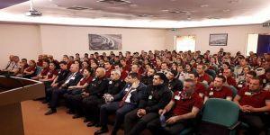 Emniyetten stratejik kurumlara terörle mücadele eğitimi