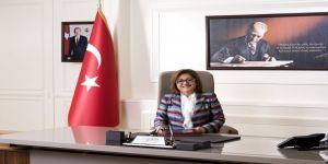 Fatma Şahin'den 29 Ekim Cumhuriyet Bayramı mesajı