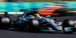 Lewis Hamilton şampiyonluğu garantiledi