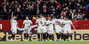 Sevilla, Huesca'yı 2 golle geçti