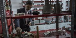 Türk Kızılayının bir asırlık geçmişi müze oluyor