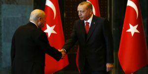 Erdoğan tebrikleri kabul etti