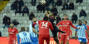 Erzurumspor kupadan elendi