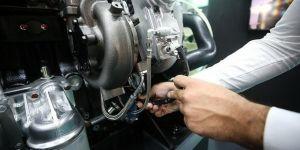 Yüzde 100'ü yerli motorun prototipi çalıştırıldı