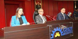Gebze'de Kasım meclisi toplandı