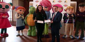 TRT'den çizgi kahramanları çocuklarla buluşturacak iş birliği