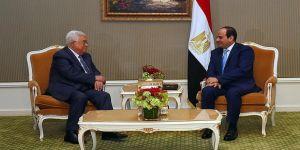 Sisi, Abbas'a 'Sina'da Filistin devleti kurulmasını teklif etti' iddiası