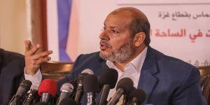 Hamas'tan 'Gazze ablukasının kırılması yakın' açıklaması
