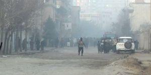 Afganistan hükümet güçleri ile Taliban çatıştı