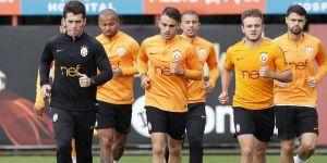 Galatasaray'da Schalke 04 maçı hazırlıkları başladı