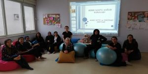 Farabi'de oryantasyon eğitimi