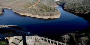 Barajlardaki oran yüzde 50'nin altına geriledi